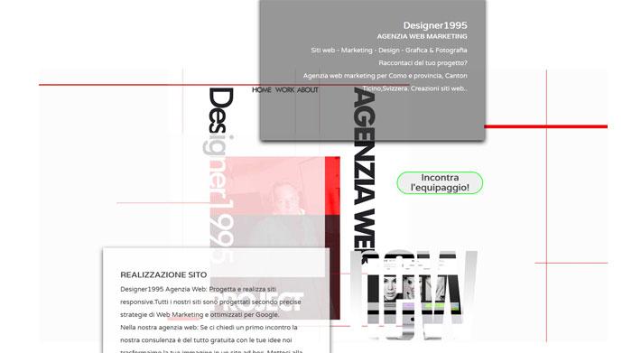Designer1995 agenzia web designer1995 agenzia web for Siti web di progettazione architettonica gratuiti